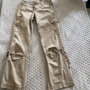 Women's Cargo pants size 0